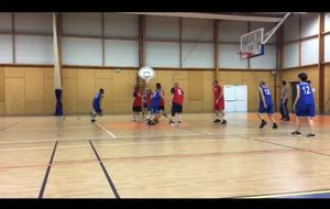 match contre Arras aller